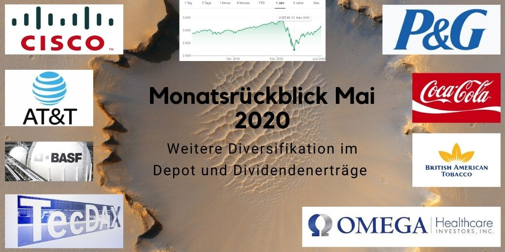 Monatsrückblick Mai 2020