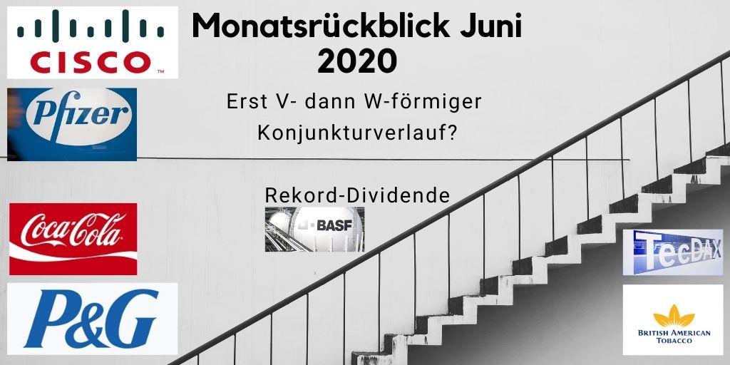 Monatsrückblick Juni 2020